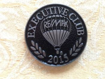 Executive Club Award 2015